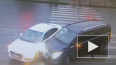Mercedes-Benz и Hyundai спровоцировали пробку на Горохов...