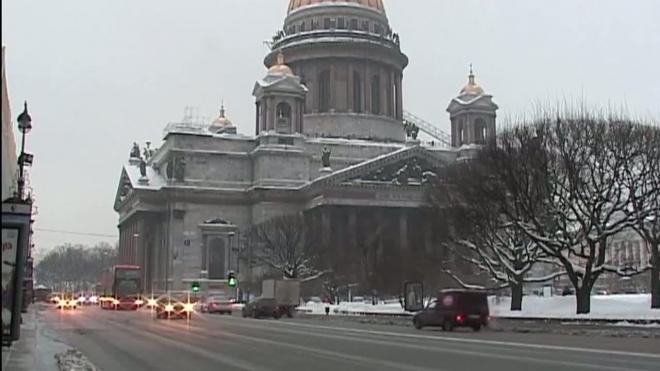 Без солнца и с морозами. Март в Петербурге обещает быть аномально холодным и снежным