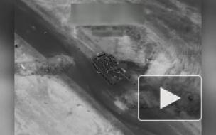 CNN опубликовало видео авиаудара, из-за которого погибли россияне в Сирии