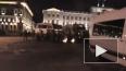 Видео поджога ОМОНа на Исаакиевской