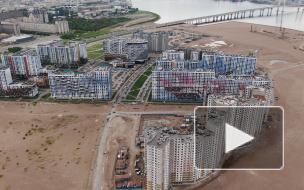 Петербуржцы начали массово скупать жилье в новостройках