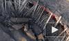 Piter.TV детально показывает руины СКК после обрушения