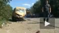 В Москве перевернулось маршрутное такси – 7 пострадавших