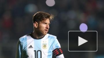 Месси не завершает карьеру за сборную Аргентины