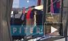На Египетском мосту бетономешалка въехала в пассажирский автобус: есть пострадавшие