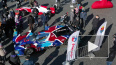Виталий Петров представил в Выборге болиды SMP Racing