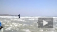В Петербурге молодой мужчина погиб, провалившись под лед