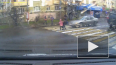 Жуткое видео из Калининграда: иномарка на пешеходном ...