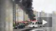 На Московском шоссе загорелась пекарня