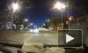 Жуткое видео из Нижнего Новгорода: Фургон сбил на перекрестке пешехода