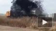 Фонтанирующее видео из Якутии: Из автоцистерны вырвались ...