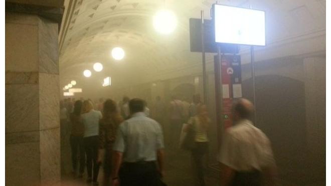 Собянин: причиной аварии в московском метро стал недостаток дисциплины сотрудников