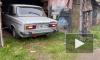 ВПетербургеобнаружили ВАЗ-21063, который 30 лет простоял в гараже