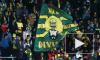 На матче Анжи – Тоттенхэм фанаты устроили националистический шабаш