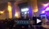 """Видео: петербуржцев вывели на улицу из-за ложного сообщения о взрыве около """"Владимирской"""""""