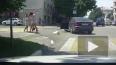 Видео эпичной дорожной драки в Новороссийске: Девушка ...