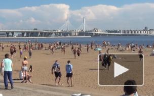 Петербургские пляжи могут обрести статус объектов благоустройства