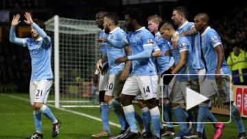 """""""Манчестер Сити"""" и """"Манчестер Юнайтед"""" выиграли матчи в Кубке лиги"""