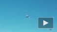 Видео: В небе у аэропорта Внуково завис самолет