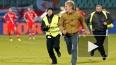 Матч Люксембург-Россия: наши фанаты дрались, жгли ...