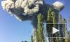 Видео: в Абхазии взорвался склад боеприпасов