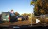 В Сеть попала видеозапись драки водителей после ДТП в центре Воронежа