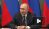 """Песков рассказал об отношении Путина к """"иконам"""" с его изображением"""