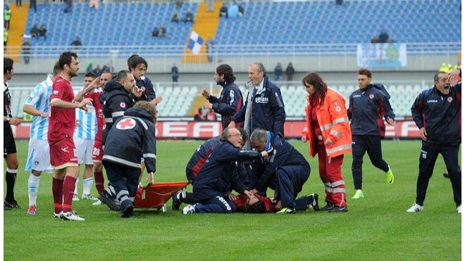 Легенда украинского футбола Андрей Баль умер на поле во время матча