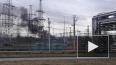 Петербуржцы: в Колпино рядомс электростанцией пожар