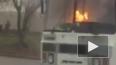 Огненное видео из Орла: Полыхающий ПАЗик бодро ездил ...
