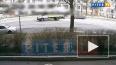 """Видео: Мотоциклист влетел в """"ГАЗель"""" на Большой Пороховс ..."""
