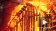 При пожаре в Ленобласти погибли три человека