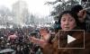 Сторонники Джиоевой в Южной Осетии пытались прорваться в здание ЦИК