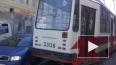 На Боткинской улице трамвай со скрежетом сошел с рельсов...