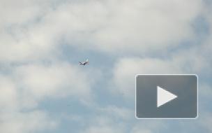 """В аэропорту Риги приземлился самолет """"Аэрофлота"""", который подал сигнал бедствия"""