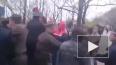 СМИ: празднующих освобождение Одессы от фашистов атакова...