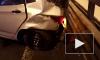 Видео: на ЗСД произошла массовая авария