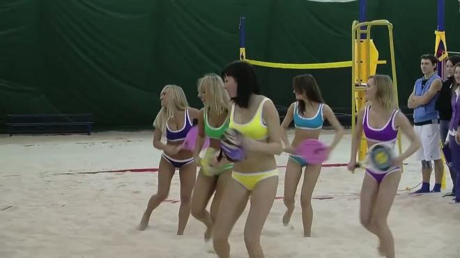 Пляжный теннис: зимний турнир с летним запалом