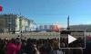Росгвардия: День Победы в Петербурге отметили без нарушений