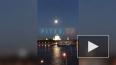 "Видео: у парка имени Бабушкина ночью заметили ""кита"""