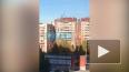 Видео: на Камышовой улице горит квартира в многоэтажке