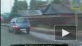 Видео: в пригороде Сыктывкара пьяный водитель снес ...