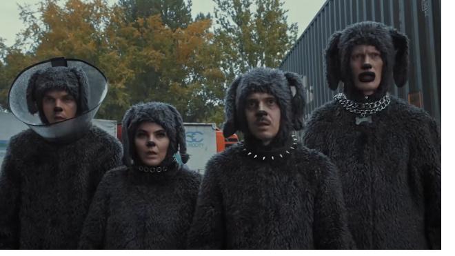 Little Big выпустили клип на песню Rock-Paper-Scissors