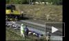 41 погибший – на Украине автобус попал под поезд