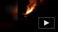 В Гостилицах сгорела конюшня в старинной усадьбе