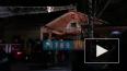 В Кронштадте ночью горел тир