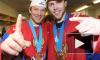 В Москве будут чествовать хоккеистов сборной России