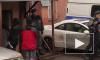Трое в масках ограбили ювелирный магазин на проспекте Ветеранов