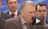 Жириновский извинился перед оскорбленной журналисткой в эфире канала «Россия-1»