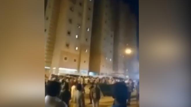 В Иране произошло землетрясение магнитудой 5,5